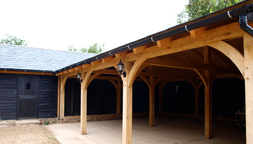 Hand Crafted Oak Buildings in Great Missendon